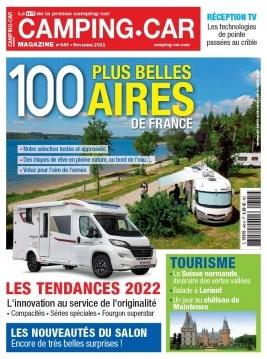 abonnement magazine camping car pas cher prismashop. Black Bedroom Furniture Sets. Home Design Ideas