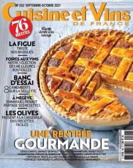 Abonnement magazine cuisine vins de france pas cher for Abonnement cuisine et vins de france
