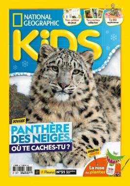 abonnement au magazine national geographic kids pas cher