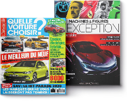 couverture L'Automobile Magazine