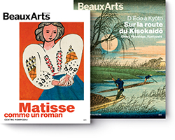 couverture Beaux Artsl