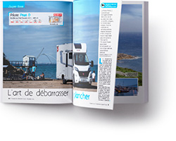 doublepage Campingcar Magazine