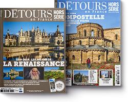 couverture Détours en France