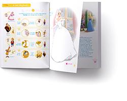 doublepage Disney Princesse
