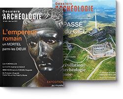 couverture Archéologie