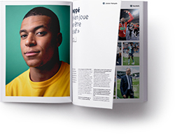 doublepage France Football