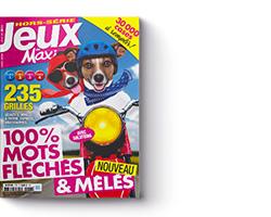 couverture Jeux de Maxi