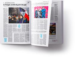 doublepage Le Monde weekend