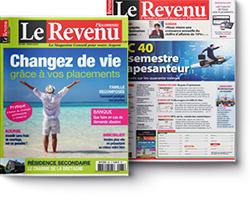 couverture Le Revenu