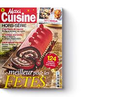 couverture Maxi Cuisine