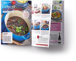doublepage Maxi Cuisine