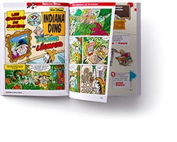 doublepage Mickey Parade Geant