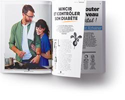 doublepage Santé Magazine