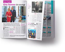 doublepage Télécable Sat Hebdo