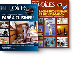 couverture Voiles et Voiliers