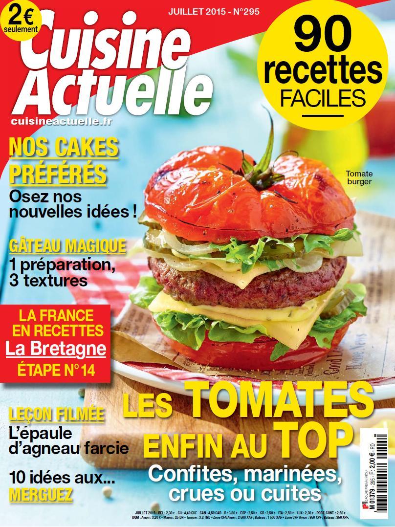 Abonnement cuisine actuelle interesting cuisine for Abonnement cuisine actuelle