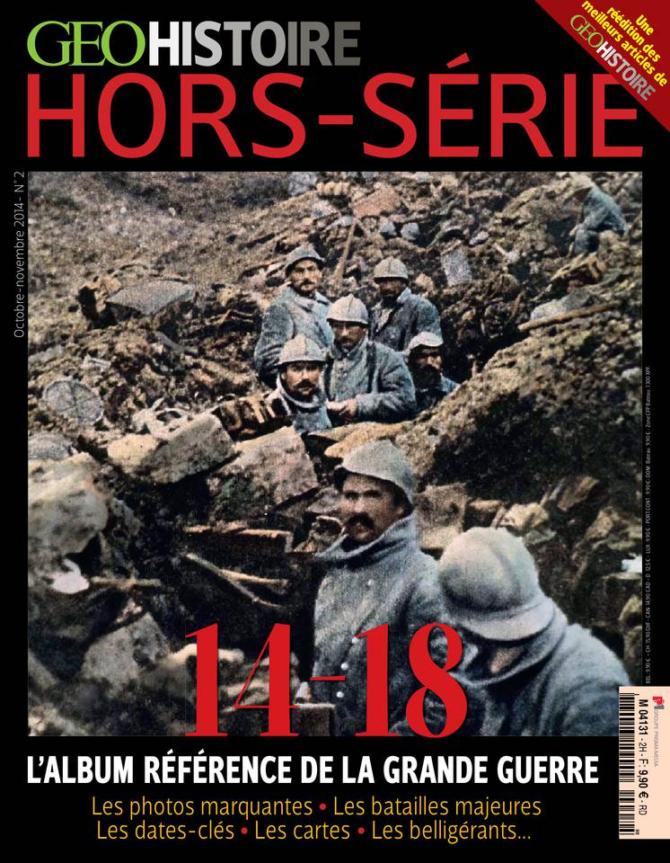 GEO HISTOIRE HORS SERIE N°2