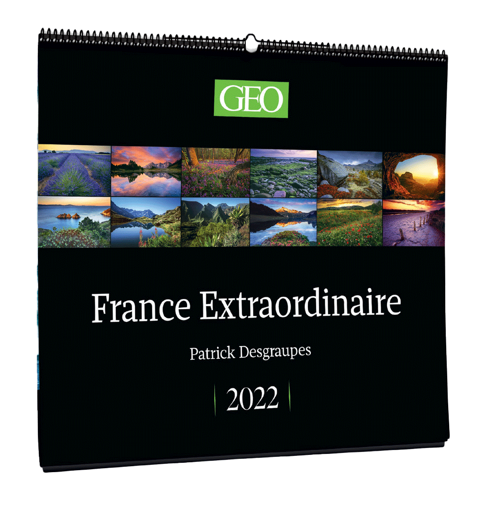 calendrier GEO 2022
