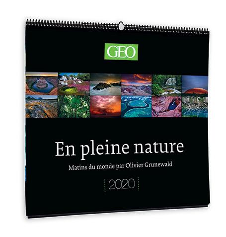 Calendrier Geo 2019.Edito Calendrier Geo Prismashop