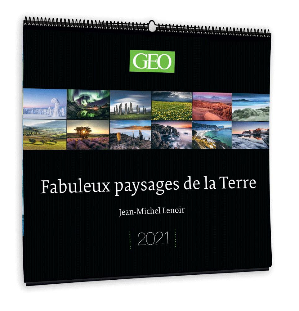 Calendrier Geo 2021 Edito Calendrier Geo   Prismashop