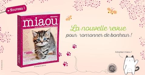Abonnez-vous à Miaou !